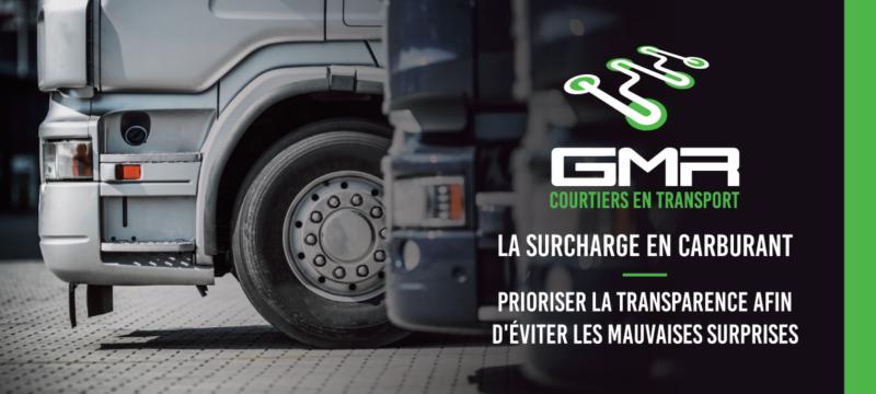 Surcharge en carburant : prioriser la transparence afin d'éviter les mauvaises surprises
