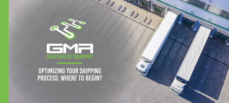 Optimizing your shipping process: where to begin?